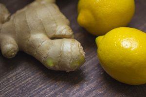 Ingwer Zitrone abnehmen